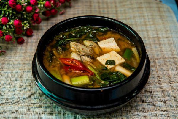 Ароматные супы