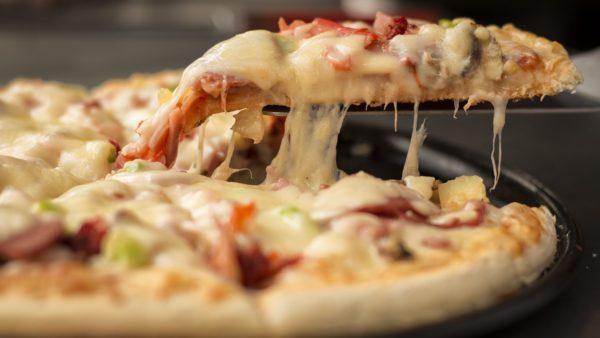 Нежнейшая пицца