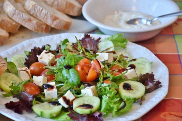 Великолепные салаты