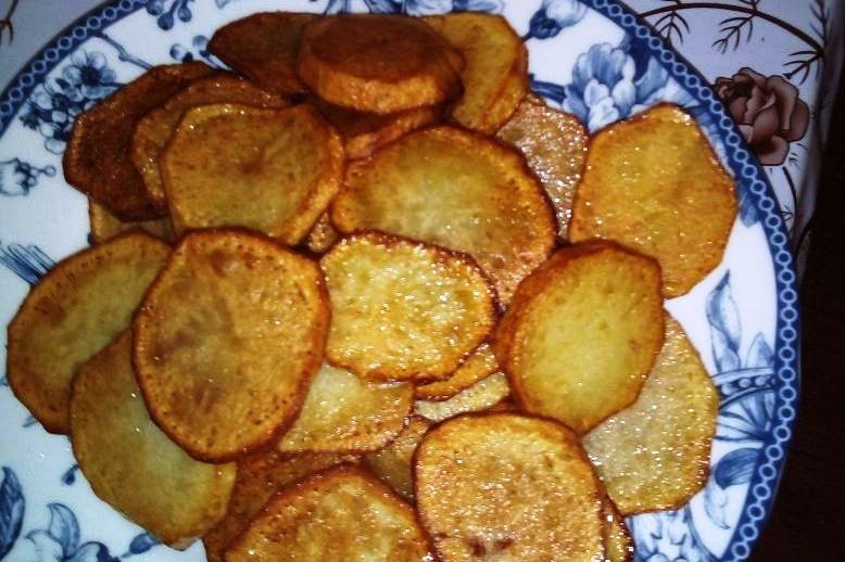 Закуска из сельди и картофеля